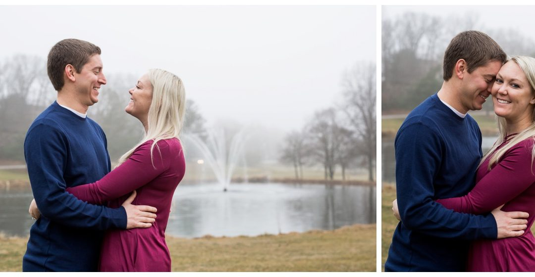 Dom & Caitlin | Turf Valley Engagement