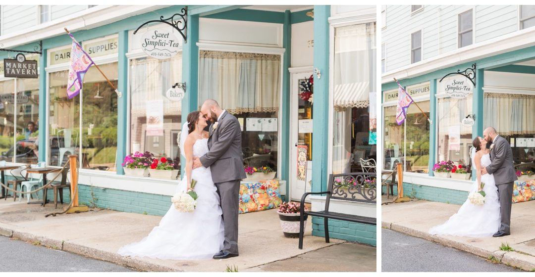 Ashley & Bryce | Sykesville Wedding
