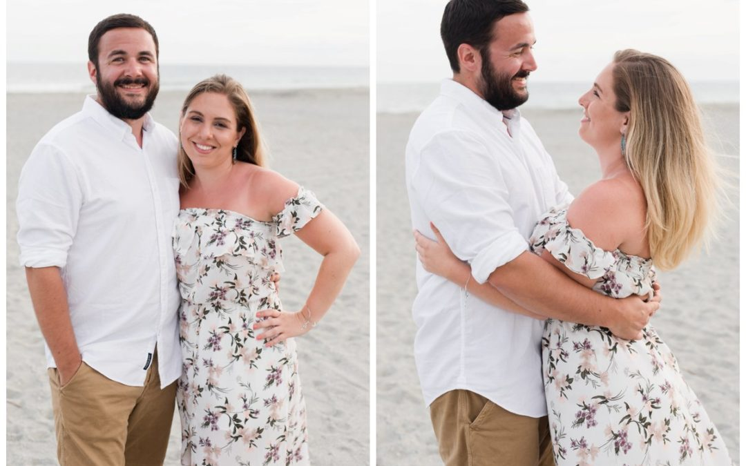 Jess & Cody | Couples Beach Photography