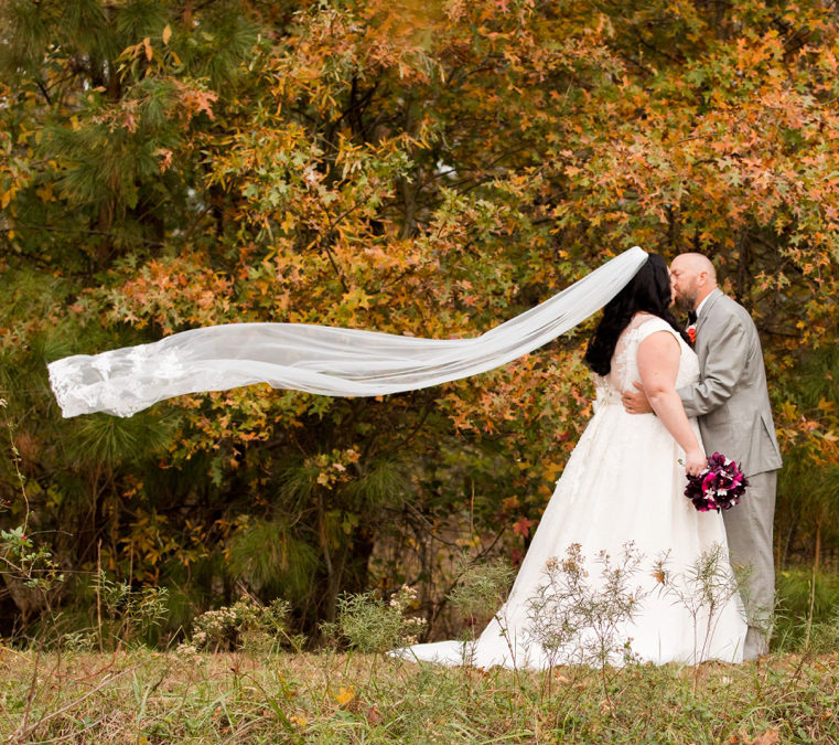 Julie & Richie | Rock Hall, Maryland Fall Wedding