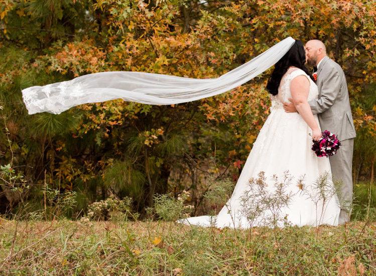Julie & Richie | Rock Hall, Maryland Fall Wedding