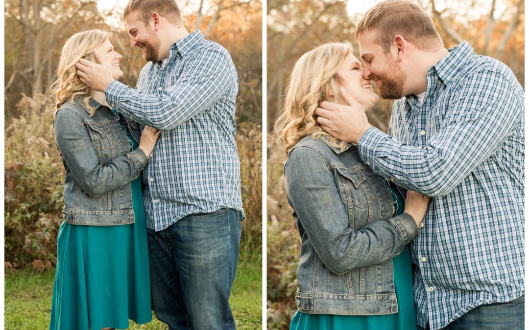 Alicia & Michael | Lake Hashawa Engagement