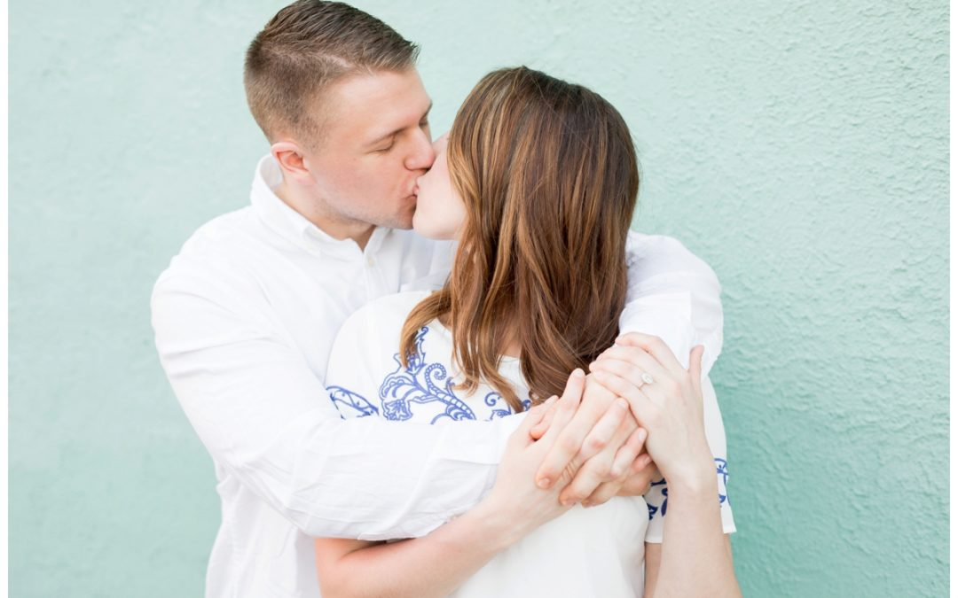 Annapolis, Maryland Engagement | Brea & Kyle