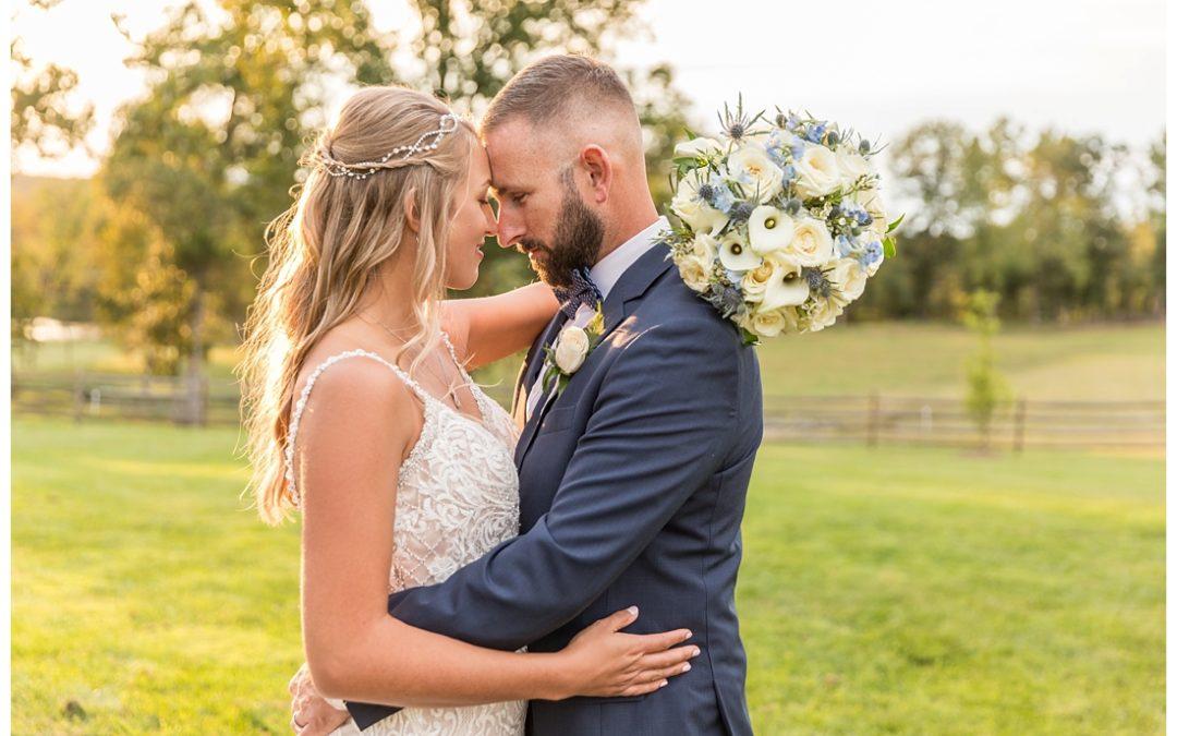 Winery at Bull Run Wedding | Virginia | Kristin & Albert