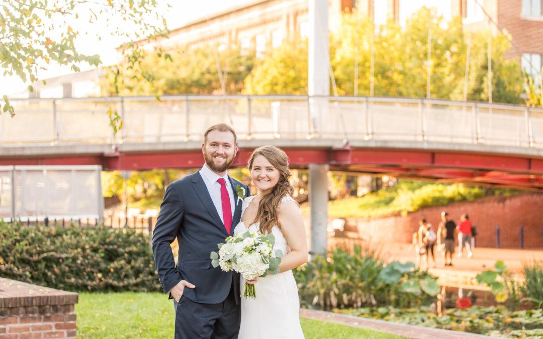 McClintlock Distillery Wedding | Frederick Maryland – Lindsay & Steve