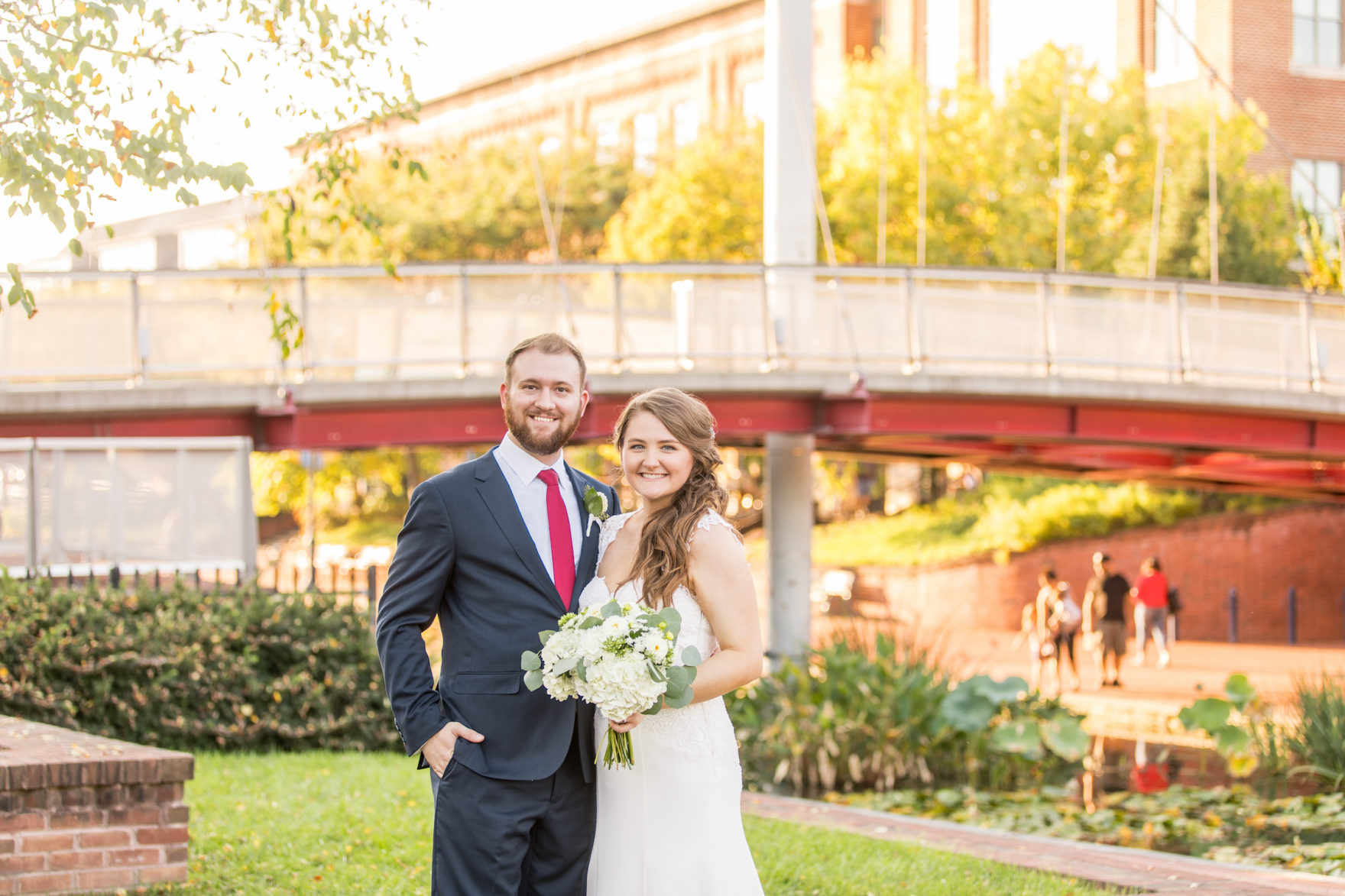 McClintlock Distillery Wedding | Frederick Maryland – Lindsay & Steve
