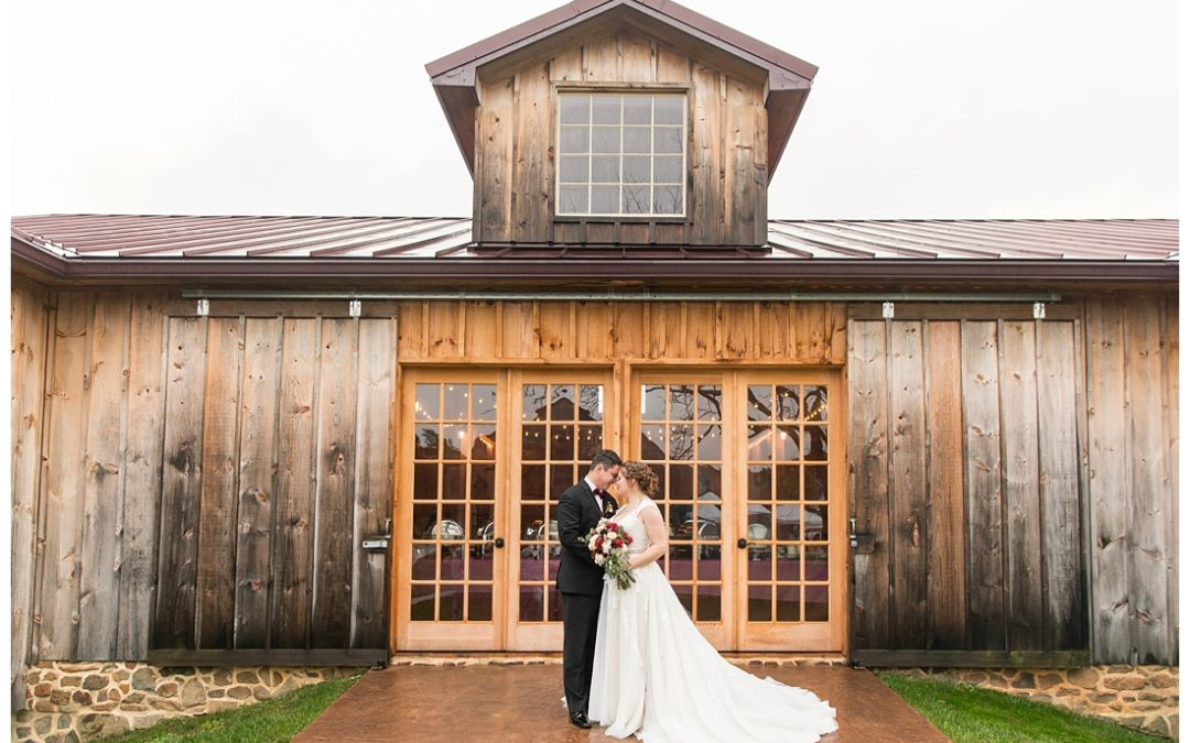 Vineyard of Mary's Meadow Wedding | Amanda & Ryan