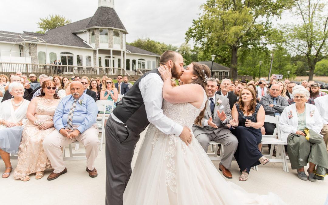 Eastern Yacht Club Wedding | Baltimore Wedding | Brittni & Derek