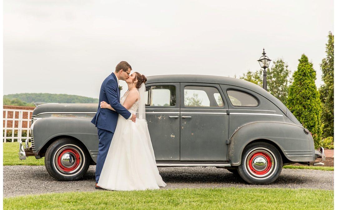 Dulany's Overlook | Frederick Wedding | Rebecca & Adam