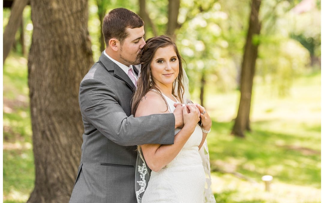 Inn at Roops Mill Wedding | Westminster, Maryland| Jessica & Josh