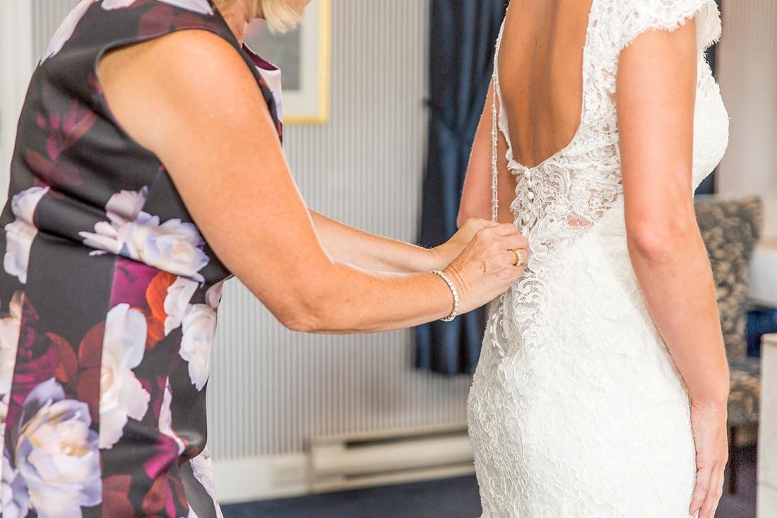 Antrim 1844 wedding. Summer wedding. 2019 couple. 2019 bride. buttoning gown