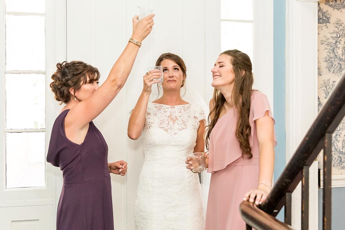 Antrim 1844 wedding. Summer wedding. 2019 couple. 2019 bride. cheers