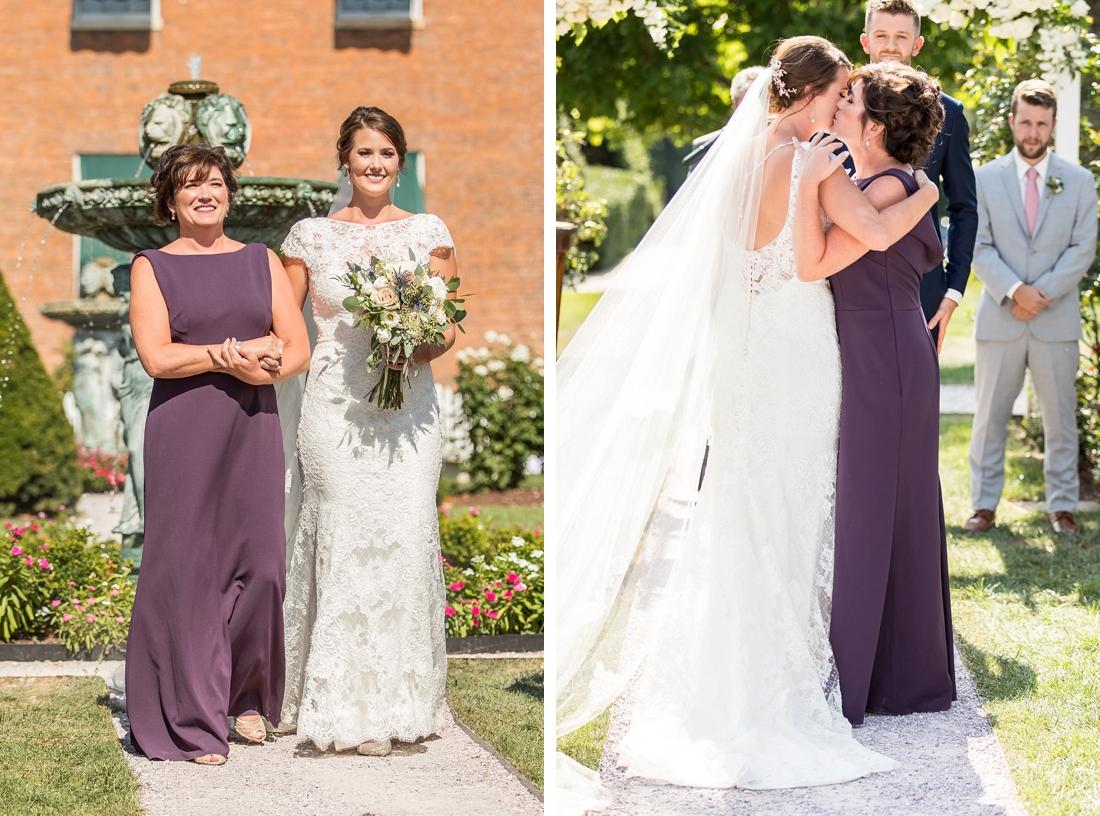 Antrim 1844 wedding. Summer wedding. 2019 couple. 2019 bride. mother of the bride