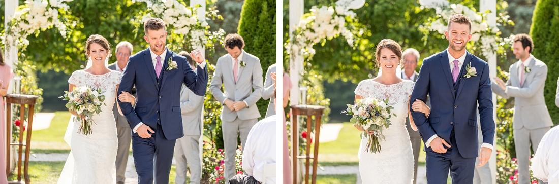 wedding recesional