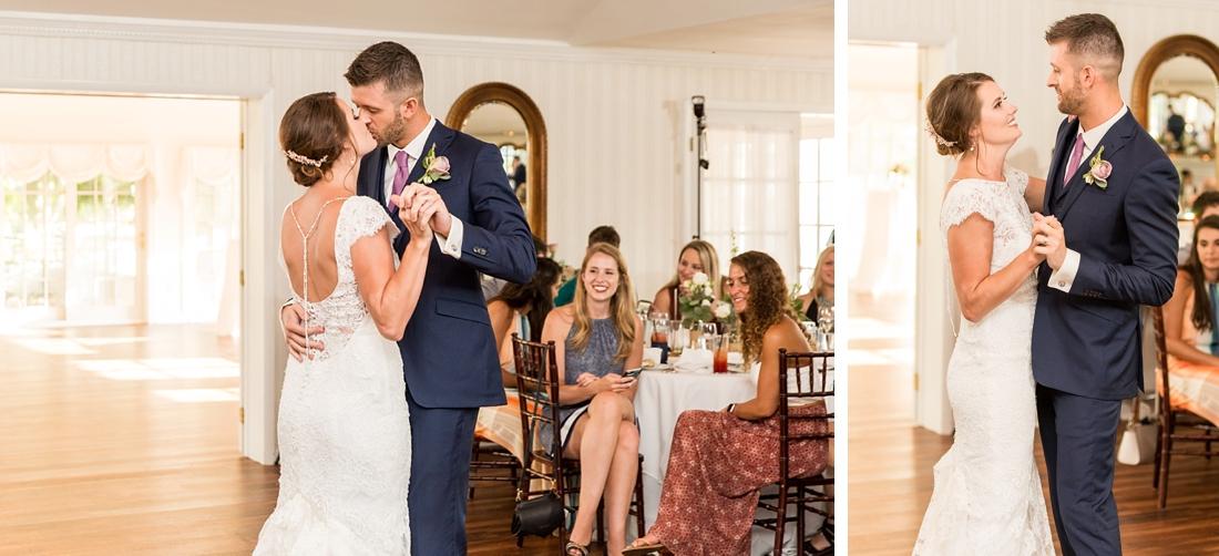Antrim 1844 wedding. Summer wedding. 2019 couple. 2019 bride. bride and groom first dance