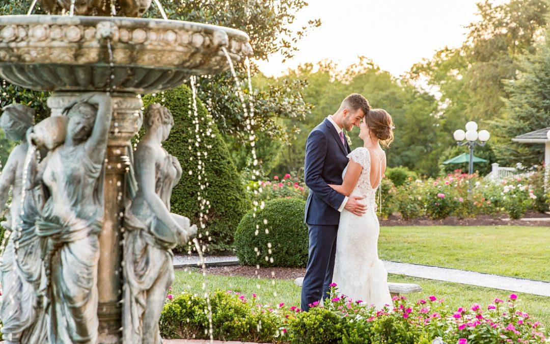 Antrim 1844 Summer Wedding | Anna & Eric | Carroll County