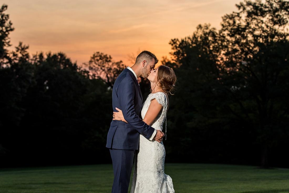 Antrim 1844 wedding. Summer wedding. 2019 couple. 2019 bride. bride and groom sunset portraits
