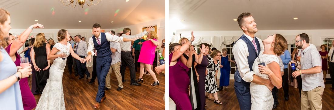 Antrim 1844 wedding. Summer wedding. 2019 couple. 2019 bride. wedding reception dance floor