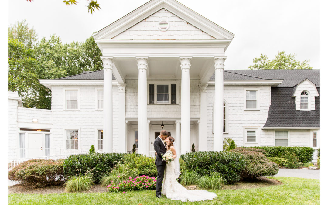 Overhills Mansion Wedding | Catonsville, Maryland | Nicole & Luke