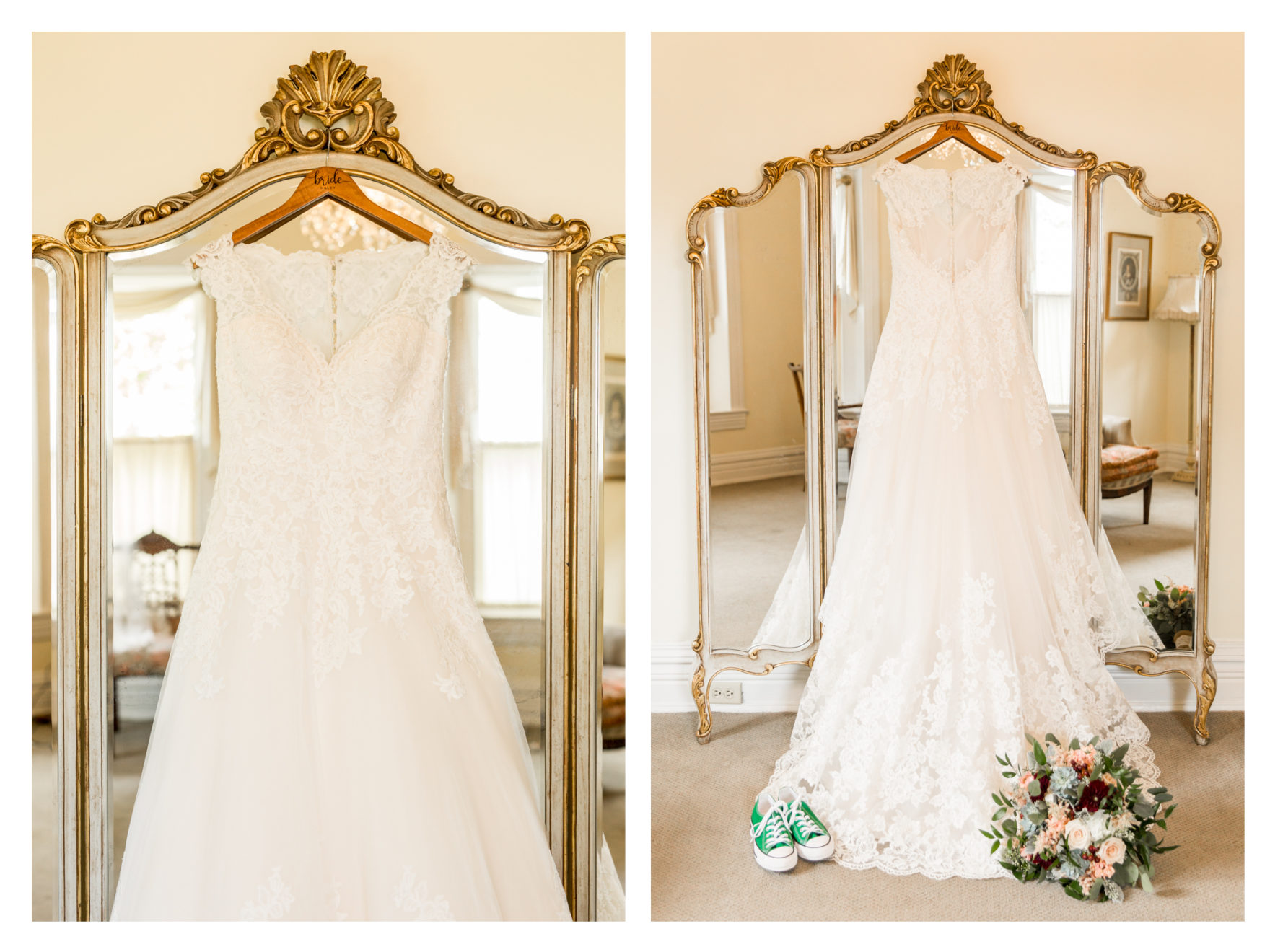 Frederick Wedding Photographer, Frederick Wedding, Ceresville Mansion Wedding, Fall Wedding, Burgundy Wedding, Outdoor Wedding, Military Wedding, Marine Wedding,  Green Converse, Green Wedding Shoes