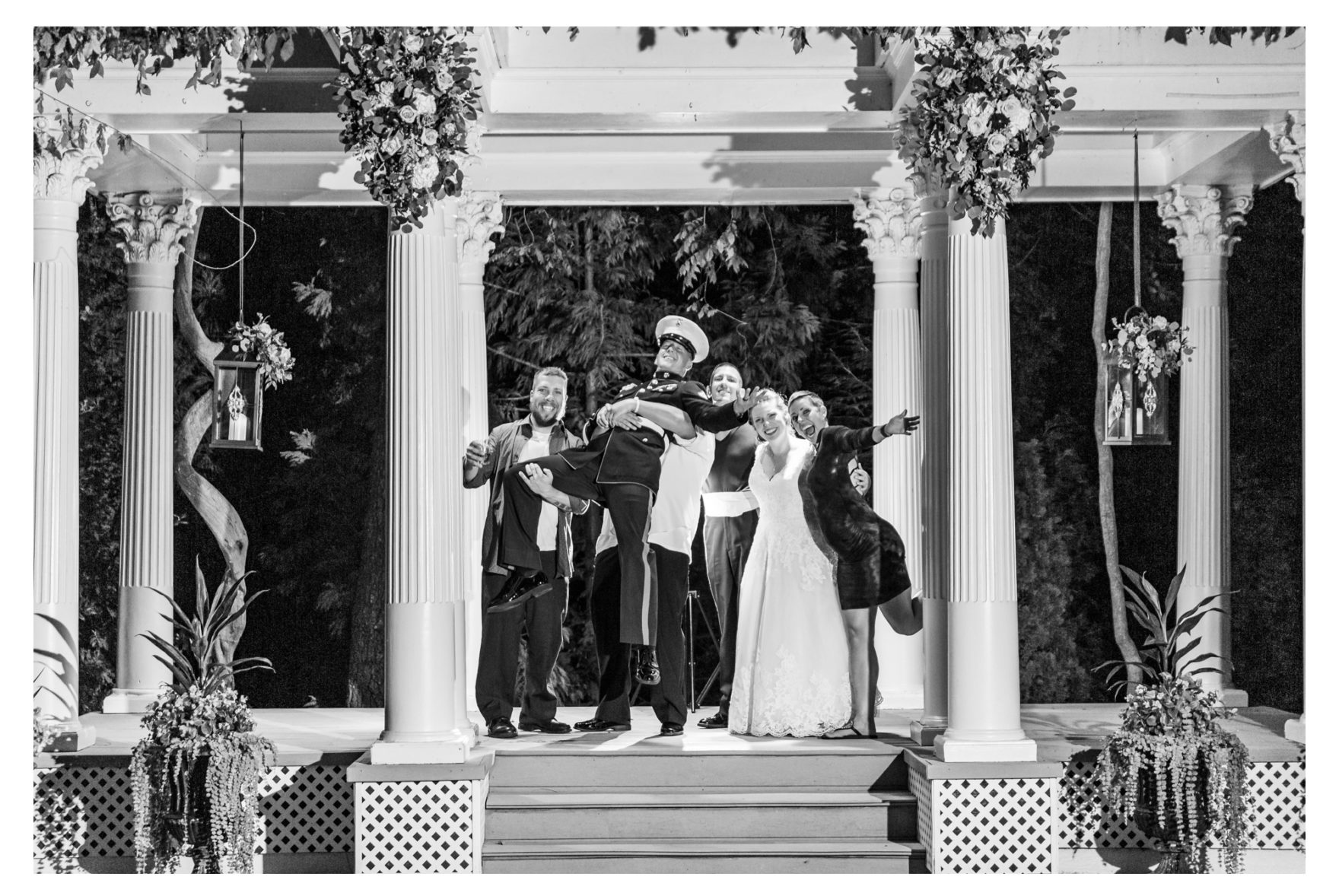 Frederick Wedding Photographer, Frederick Wedding, Ceresville Mansion Wedding, Fall Wedding, Burgundy Wedding, Outdoor Wedding, Military Wedding, Marine Wedding,  Funny Night Photography