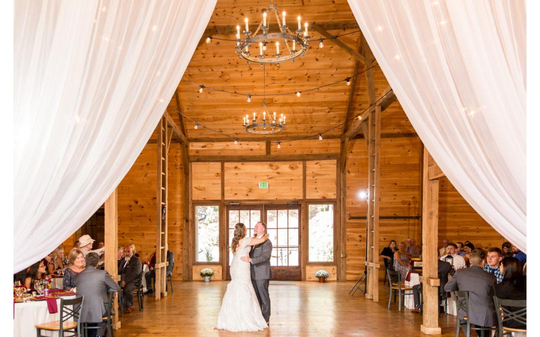 Stone Ridge Hollow | Fall Wedding | Lauren & Thomas