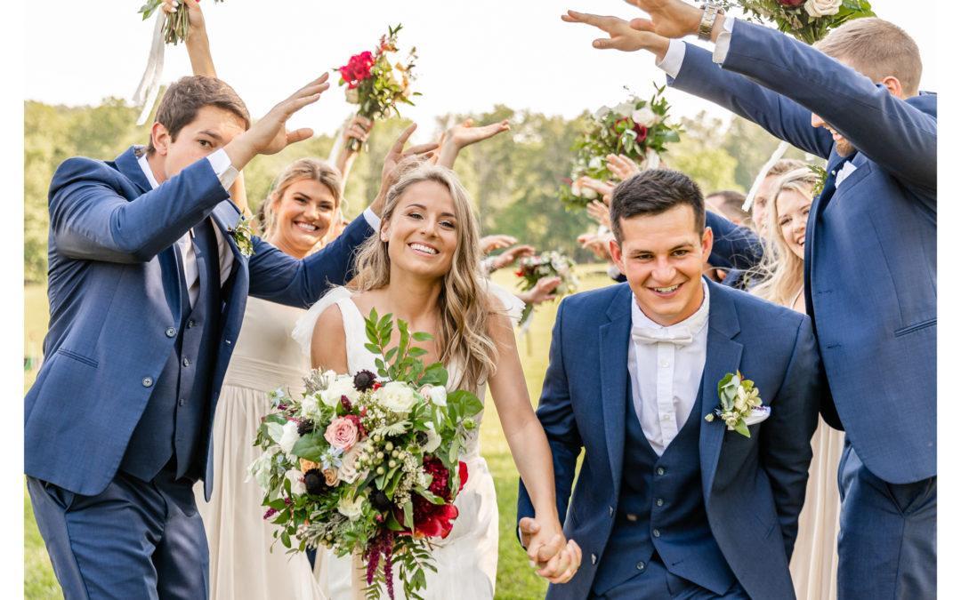 Private Farm | Summer Wedding | Cassidy & Ryan